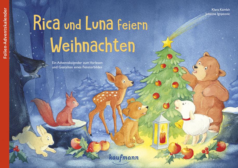Rica und Luna feiern Weihnachten - Kinderbuchausstellungen ...