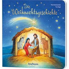 die weihnachtsgeschichte - kinderbuchausstellungen - kinderbücher - smalland-markgrafen versand